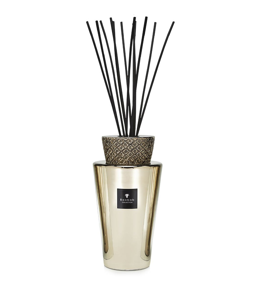 BAOBAB TOTEM LUXURY BOTTLE DIFFUSER PLATINUM LARGE 5L
