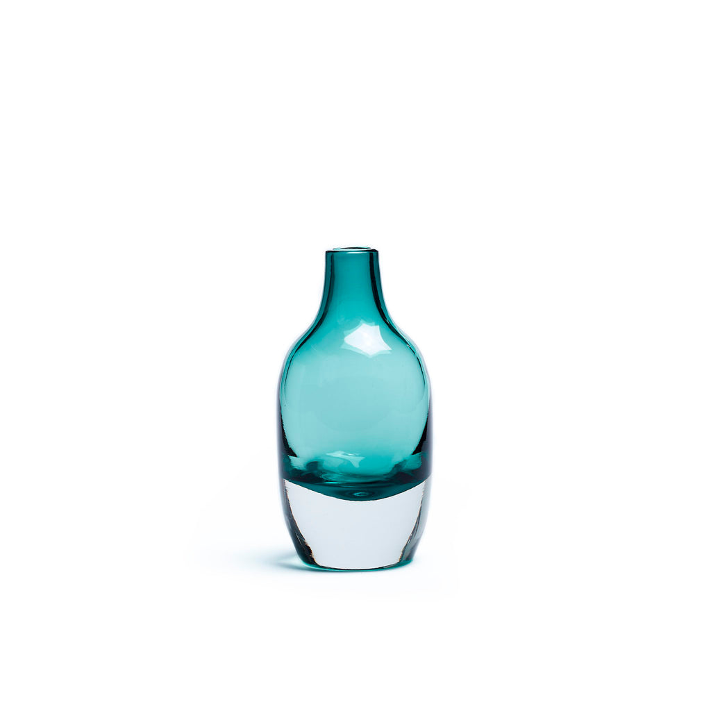 VASE HIGH NECK L · JADE GREEN