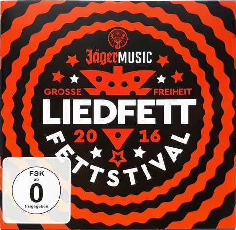 Liedfett LIVE DVD [Limited Edition]
