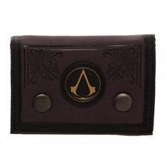 Assassin's Creed Canvas Tri-Fold Wallet - XFMSports