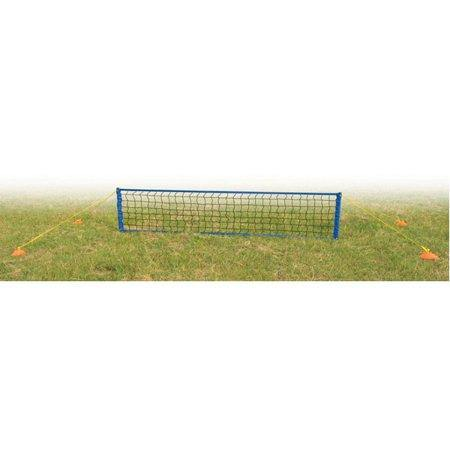 Soccer Tennis Net with Poles Champion Sports - XFMSports