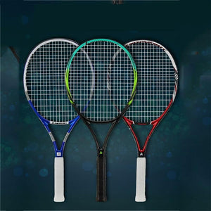 Kawasaki Tennis Racket Carbon Composite Racket Men and Women Ultra Light  Recommended Training K-18,K-060
