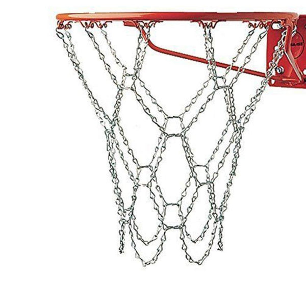 Champion Sports Heavy Duty Galvanized Steel Chain Net Durable Standard Sports Basketball Hoop - XFMSports