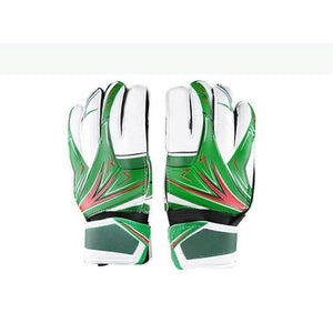 High Quality Soccer Goalkeeper Gloves Professional Football Goalie Gloves Goal keeper Gloves Finger Protection Thickened #E4 - XFMSports