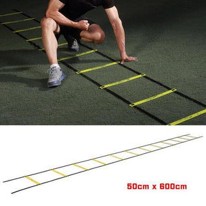 2017 8 12 Rung Agility Ladder for Soccer Speed Football Fitness Feet Training #EW - XFMSports