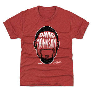 David Johnson Kids T-Shirt | 500 LEVEL