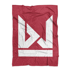 David Johnson Fleece Blanket | 500 LEVEL