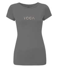 Load image into Gallery viewer, Slim-Fit Jersey T-Shirt Yoga (Organic Cotton)