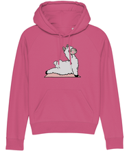 Load image into Gallery viewer, Cobra Llama Women's Hoodie (Organic Cotton)