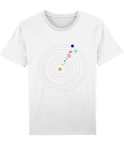 Jersey T-Shirt Solar System (Organic Cotton)