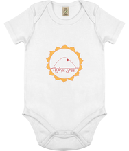Load image into Gallery viewer, Baby Onesie Flying Jogi (Organic Cotton)