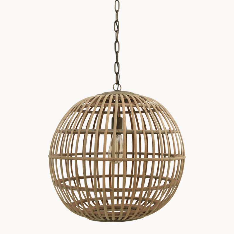Hanging Electric Wooden Pendent Light