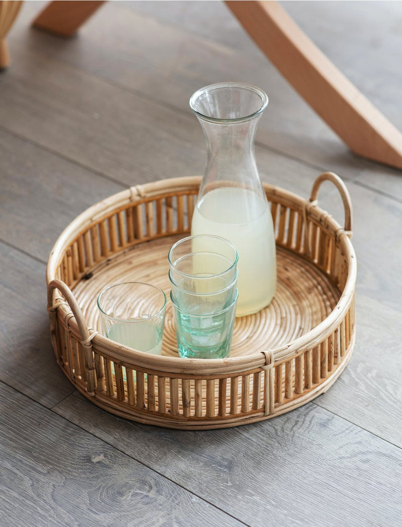 Rattan Mayfield Tray