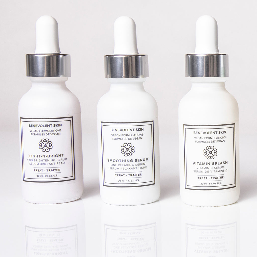 ANTIOXIDANT SERUM INFUSION BUNDLE