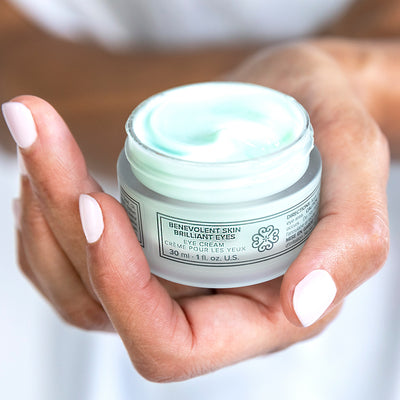 Our best anti aging eye cream is perfect for dark circles, puffiness, and fine lines around the eye area.