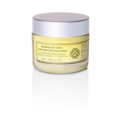 Quench your skin with this anti aging brightening mask to recapture that dewy glow of youthful radiance.