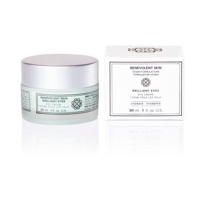 Use this eye cream for dark circles under the eye and feel the cooling properties take effect.