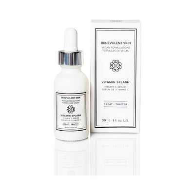 This hyaluronic acid and vitamin c serum is a powerful antioxidant for age spots, dark spots, fine lines and photo damaged skin.
