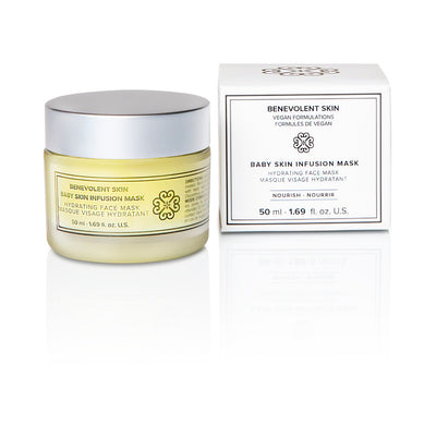The perfect hydrating mask for a spa-like experience in the convenience of your own home.