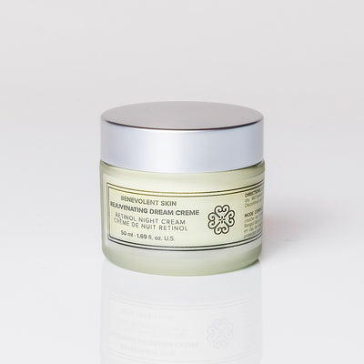 A powerful retinol night cream that targets fine lines, wrinkles and other key signs of aging.