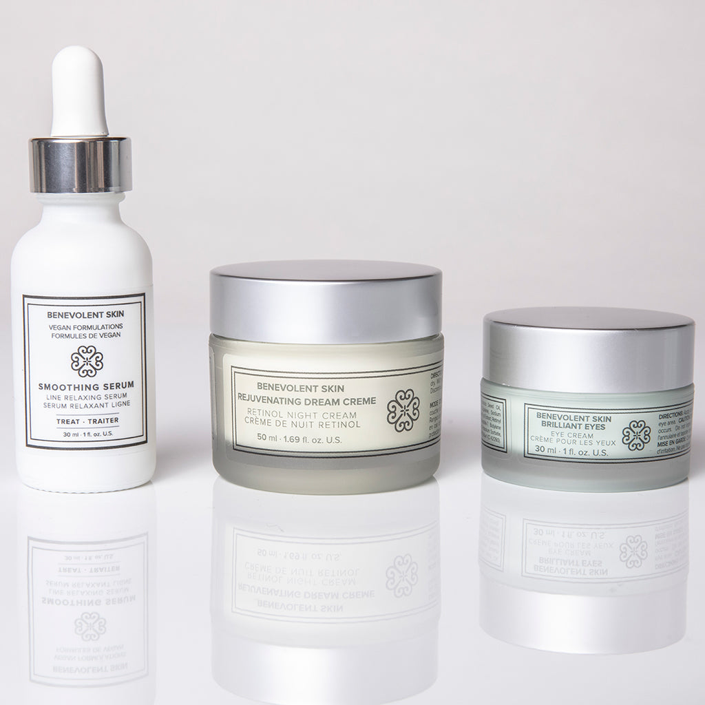 SMOOTHER SKIN FIRMING NIGHT BUNDLE