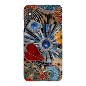 AB Fine Art Glass Mosaic Inspired Phone Case