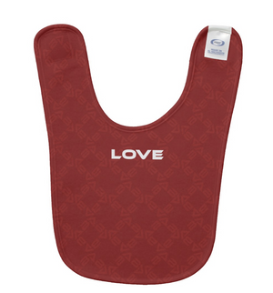 AB Love Luxe Super Soft Baby Bib