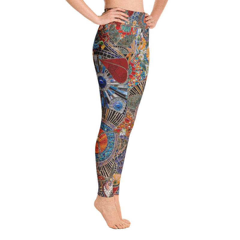 AB Vibrant Yoga Leggings