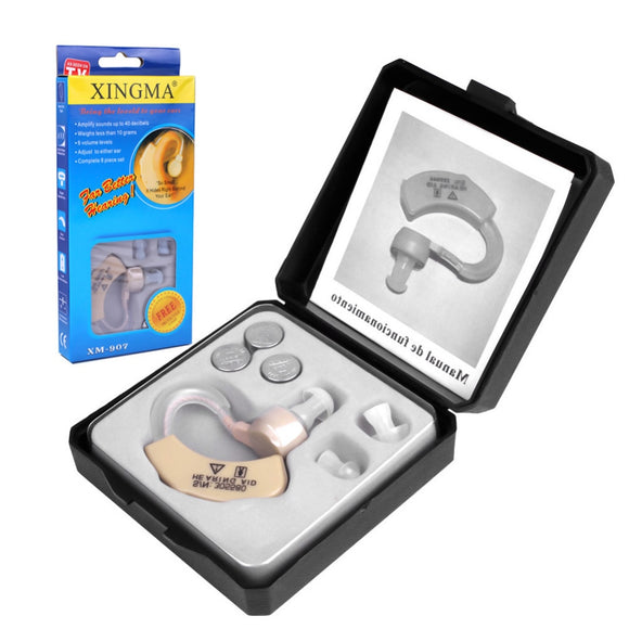 Aid Small Hearing Aids for the elderly Best Sound Voice Amplifier Invisible