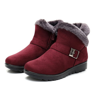 Winter Women's Ankle Boots New Fashion