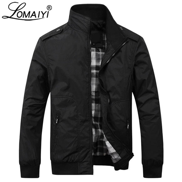 Men's Spring Jacket Men Slim