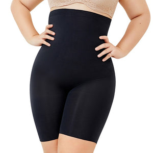 Women's Seamless Plus Size High Waist Control and Slimmer Body