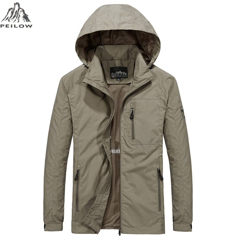 43b687fdc84 2019 Spring Autumn Mens Casual military Jacket – beinmall