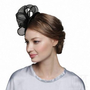 Women's Fascinator Headband Cocktail Wedding Tea Party Derby Hats - DivaHats Boutique