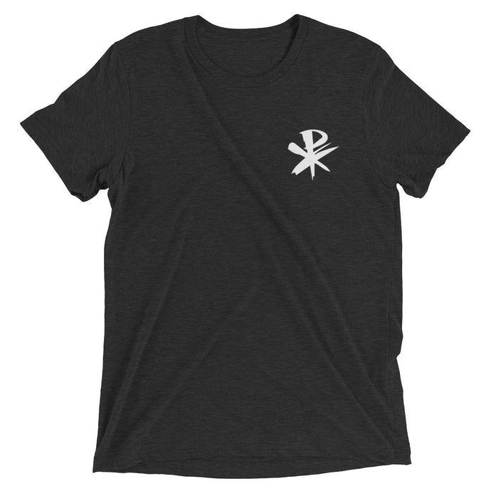 Chi Rho T-Shirt - CATACOMBS CATHOLIC