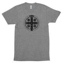 Benedictine Cross T-Shirt - CATACOMBS CATHOLIC