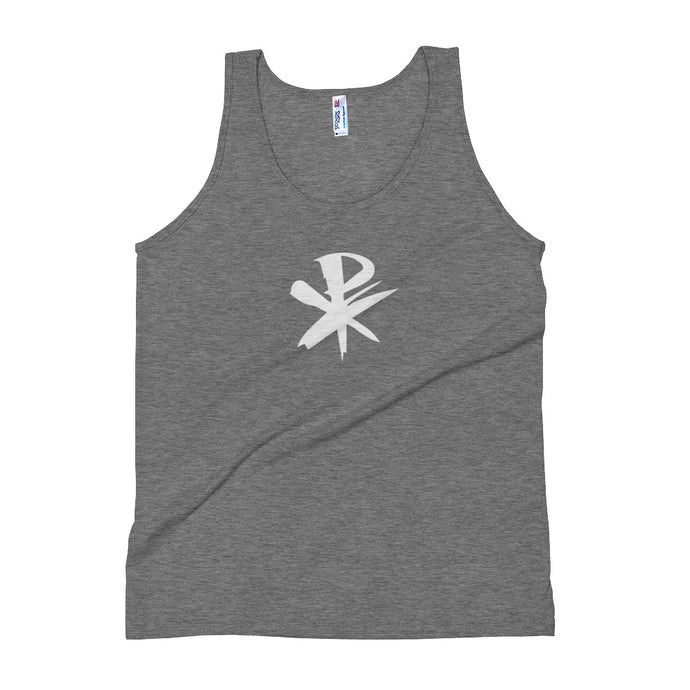 Chi Rho Tank Top - CATACOMBS CATHOLIC