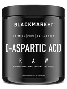 D-ASPARTIC ACID 60 SRV