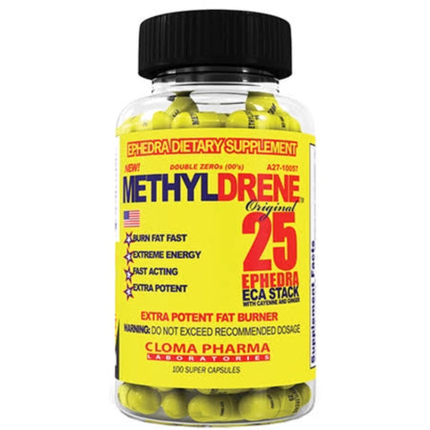 METHYLDRENE 100 CAPS