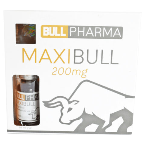 MAXYBULL 200MG-10ML