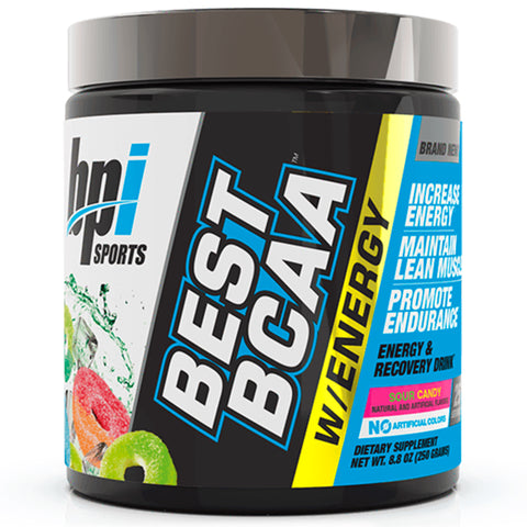 BEST BCAA W/ENERGY 30 SRV