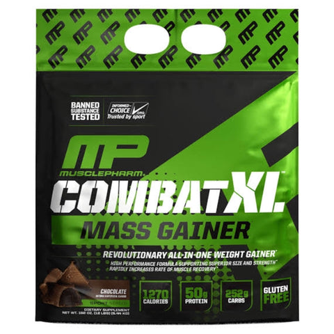 COMBAT XL MASS GAINER 12 LBS