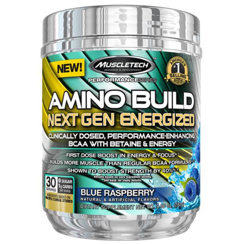 AMINO BUILD NEXT GEN ENERGIZED 30 SRV