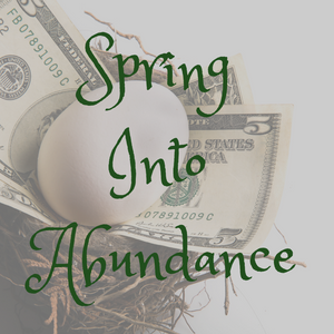 March Lunar Magic Crate Spring Into Abundance