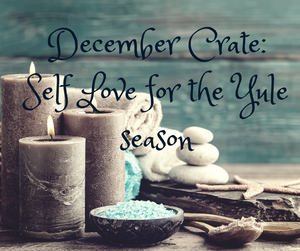 Lunar Magic Crate December Edition: Self Love for the Yule Season