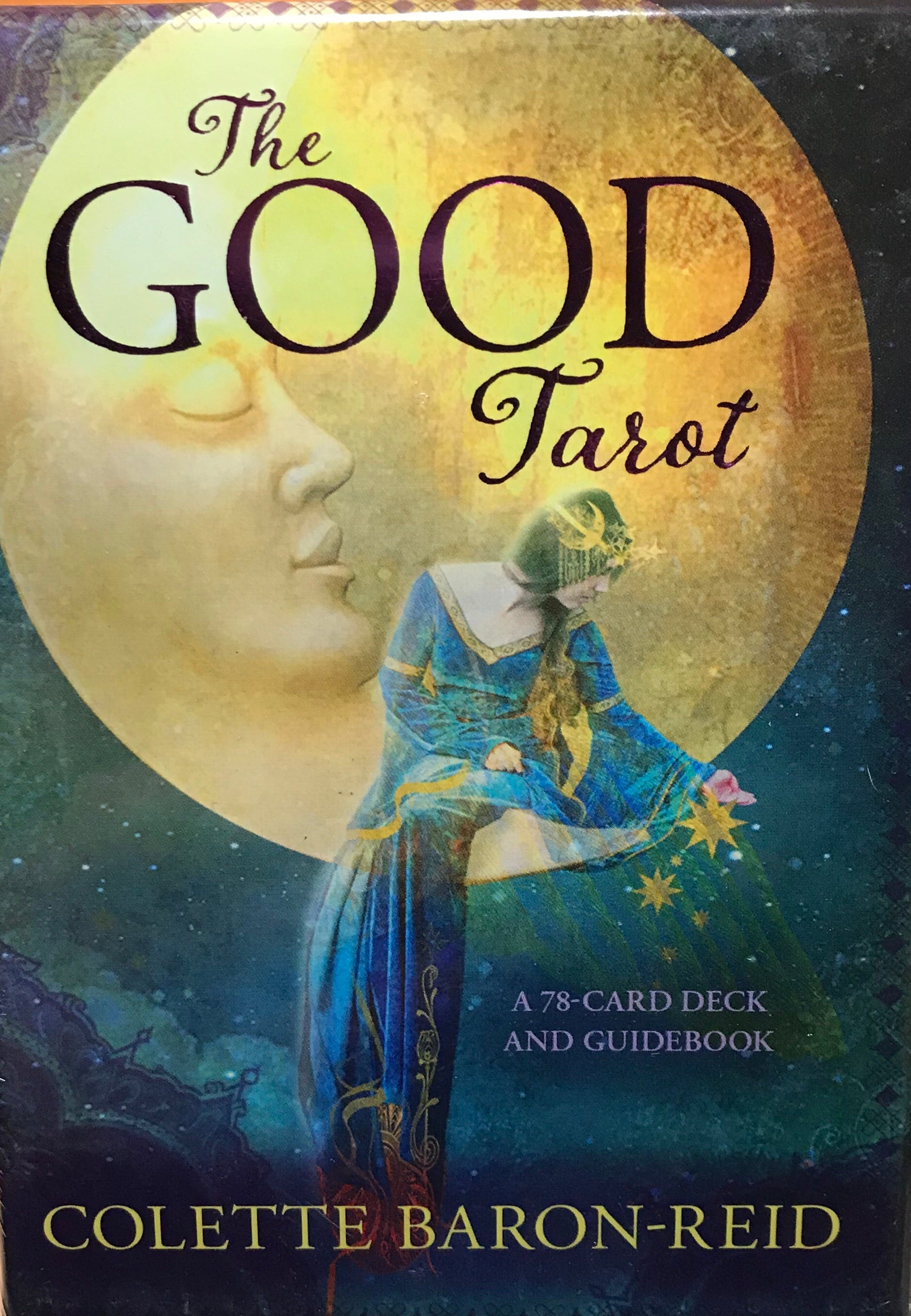The Good Tarot by Colette Baron-Reid