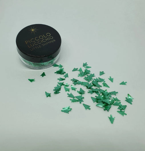 Green Tree Drink Confetti