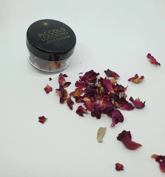 Dried Edible Rose Petals