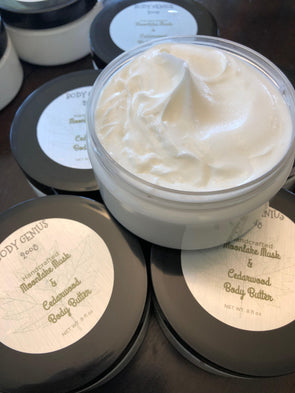 Moonlake Musk and Cedarwood Body Butter for Him and Her