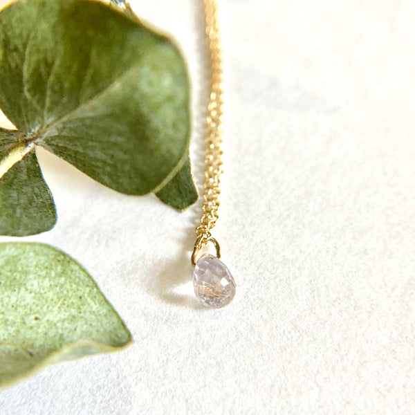 Tiny Constellation Drop Necklace